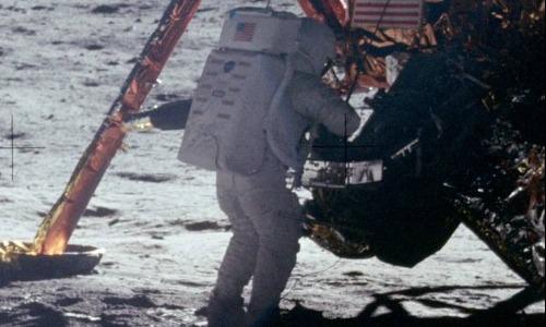 The Apollo Moon Landings