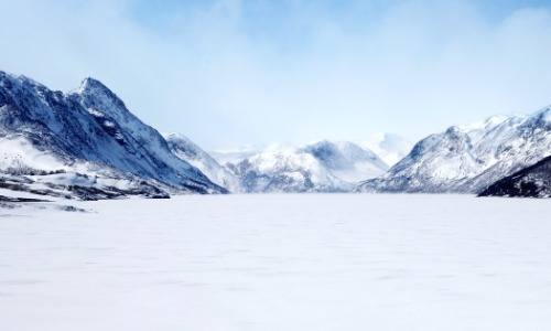 Short Yet Severe Freezing Of The Northern Hemisphere